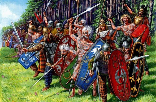 Nữ chiến binh đánh nhau như đàn ông tiết lộ sự thật đáng sợ ở đấu trường La Mã! - Ảnh 3.