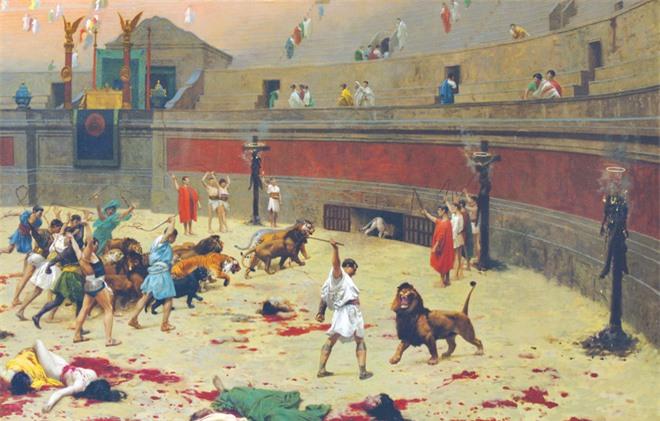 Nữ chiến binh đánh nhau như đàn ông tiết lộ sự thật đáng sợ ở đấu trường La Mã! - Ảnh 4.