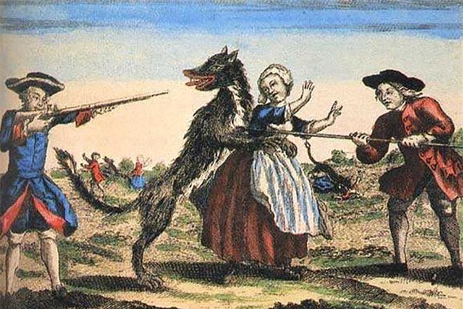 Truyền thuyết có thật về những con quái thú khát máu vùng Gévaudan - Ảnh 4.