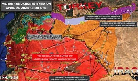 Vi sao Nga lap cuc dien 'da bao' o dong bac Syria?