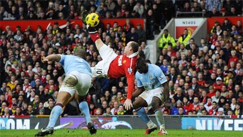 Siêu phẩm này của Rooney càng tiếp thêm động lực hiện thực hóa giấc mơ cho Rashford