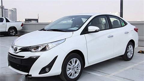 Toyota Vios giảm giá mạnh, khiến Honda City, Hyundai Accent lo 'sốt vó'