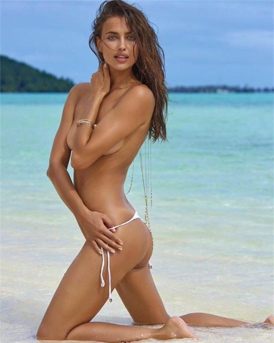 Ở tuổi 34, Irina Shayk hiện vẫn là người mẫu hàng đầu thế giới. Người đẹp đã làm mẹ của cô con gái Lea ba tuổi.