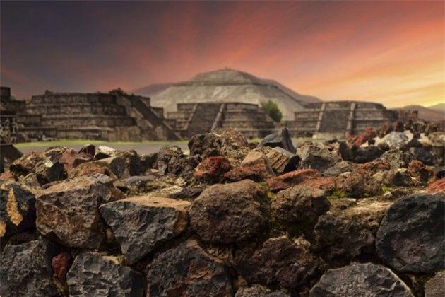 Ngạc nhiên phát hiện chất kịch độc ẩn trong kim tự tháp Rắn ở Mexico - Ảnh 5.