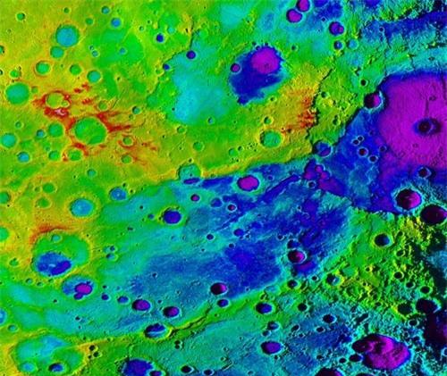 Những bằng chứng cho thấy sao Thủy không phải là một hành tinh chết - 2