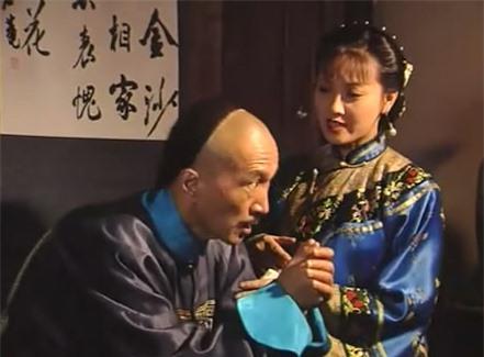 Một cảnh trong phim Tể tướng Lưu gù.