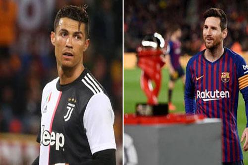 Ronaldo thua Messi số lần xuất sắc nhất trận trong thập kỷ qua
