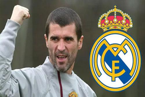 Cựu tiền vệ Roy Keane