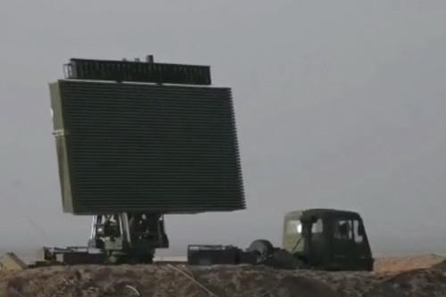 Radar JYL-1 do Trung Quốc sản xuất phục vụ trong Quân đội Syria. Ảnh: Sina.