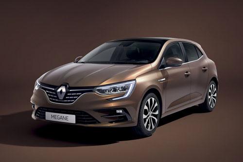 8. Renault Megane (doanh số: 646 chiếc).