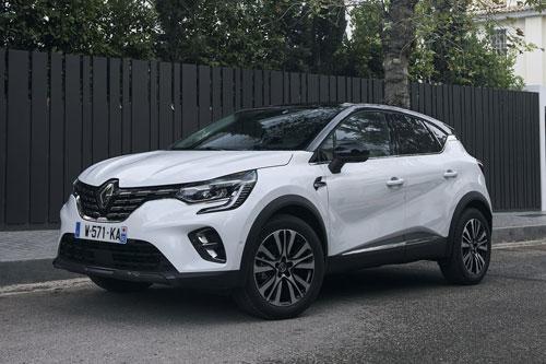 9. Renault Captur (doanh số: 635 chiếc).