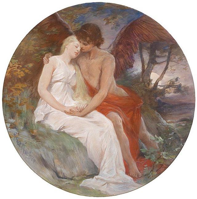 Khám phá những vị thần tình yêu trong thần thoại mà ai cũng ước là có thật - Ảnh 3.