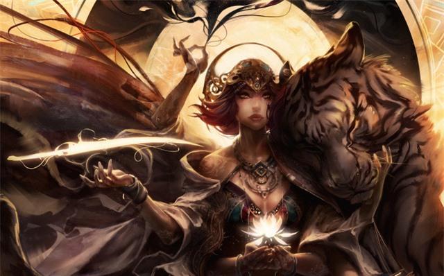 Khám phá những vị thần tình yêu trong thần thoại mà ai cũng ước là có thật - Ảnh 8.
