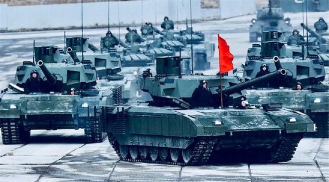 Chuyện khó tin: Thực hư 3 xe tăng T-14 Armata tối tân của Nga vừa bị phá hủy ở Syria - Ảnh 1.