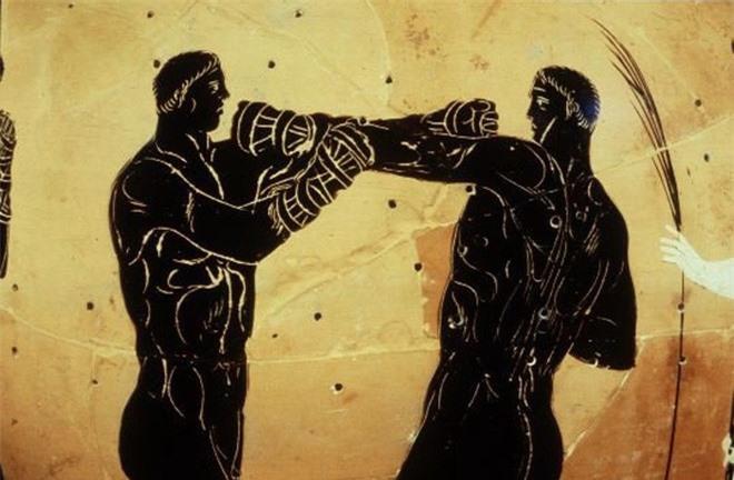 Huyền thoại bất bại của Melankomas - võ sĩ vô địch dù không hề tung ra một cú đấm - Ảnh 3.