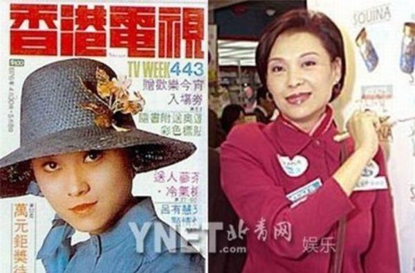 """""""Sắc phai"""" của giai nhân Hoa đán TVB - 1"""