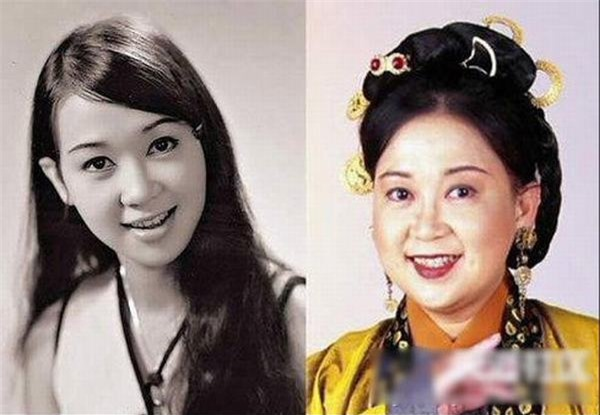 """""""Sắc phai"""" của giai nhân Hoa đán TVB - 11"""