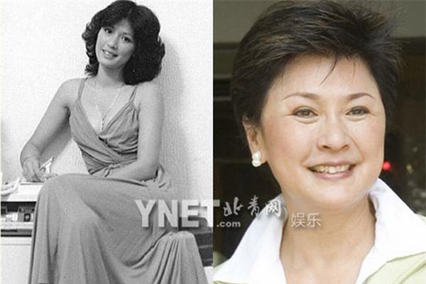 """""""Sắc phai"""" của giai nhân Hoa đán TVB - 4"""