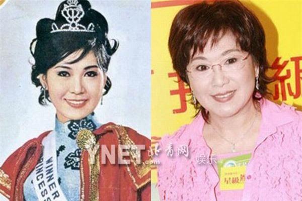 """""""Sắc phai"""" của giai nhân Hoa đán TVB - 5"""