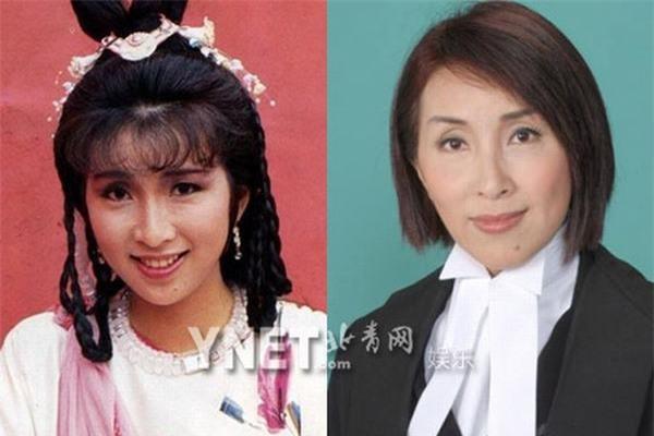 """""""Sắc phai"""" của giai nhân Hoa đán TVB - 6"""