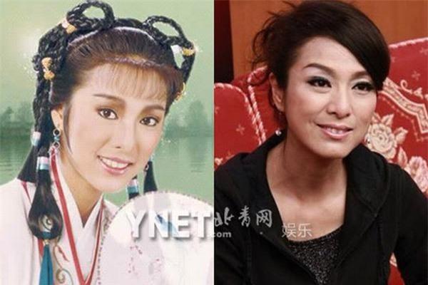 """""""Sắc phai"""" của giai nhân Hoa đán TVB - 7"""
