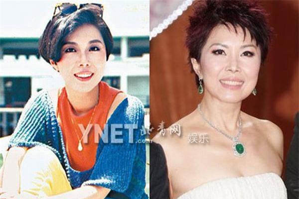 """""""Sắc phai"""" của giai nhân Hoa đán TVB - 8"""