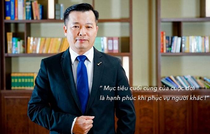 Shark Nguyễn Thanh Việt - Chủ tịch HĐQT Intracom