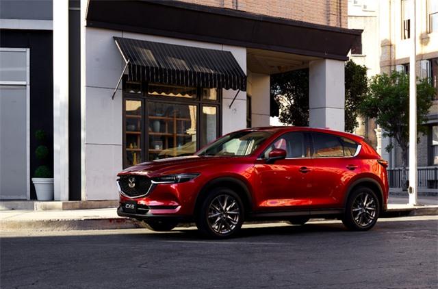 Mazda CX-5 – SUV 5 chỗ phong cách và thực dụng - 1
