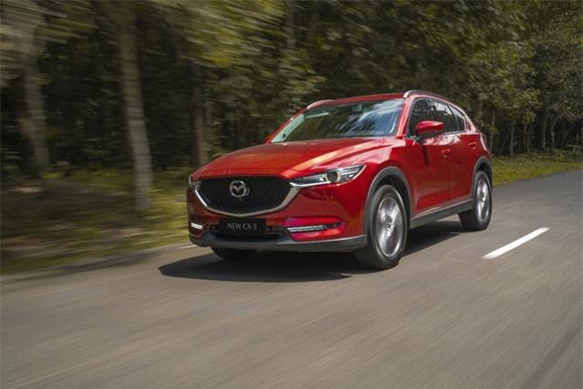 Mazda CX-5 – SUV 5 chỗ phong cách và thực dụng - 2