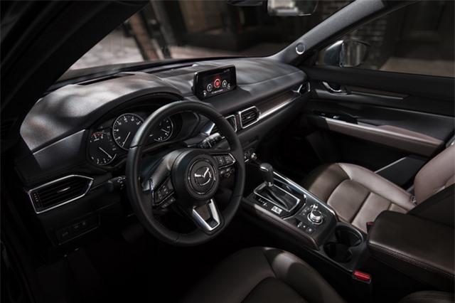 Mazda CX-5 – SUV 5 chỗ phong cách và thực dụng - 3