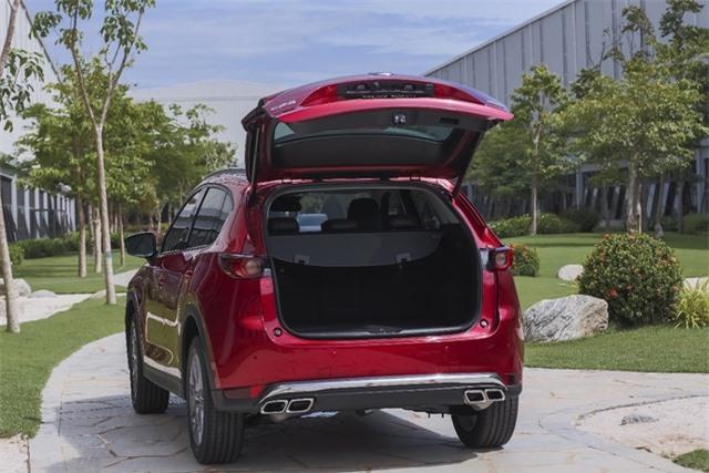 Mazda CX-5 – SUV 5 chỗ phong cách và thực dụng - 4