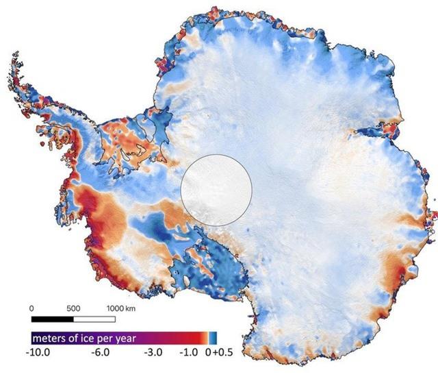 Một cái nhìn mới về Greenland và Nam Cực - 2