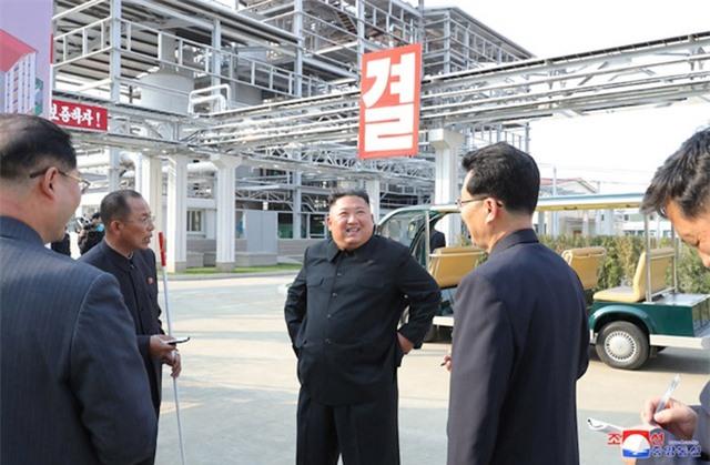 Ông Trump vui mừng vì ông Kim Jong-un đã trở lại - 1