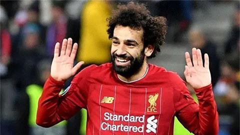 Salah cười ra nước mắt về khả năng rời Liverpool