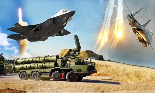Nga tuyên bố tiêm kích tàng hình F-35 của Mỹ sẽ bị phá hủy ngay lập tức nếu vi phạm không phận nước này. Ảnh: National Interest.