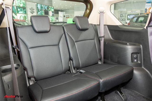 Đánh giá nhanh Suzuki XL7 giá 589 triệu đồng vừa về đại lý - Bản vá thức thời của Ertiga để đấu Mitsubishi Xpander - Ảnh 15.