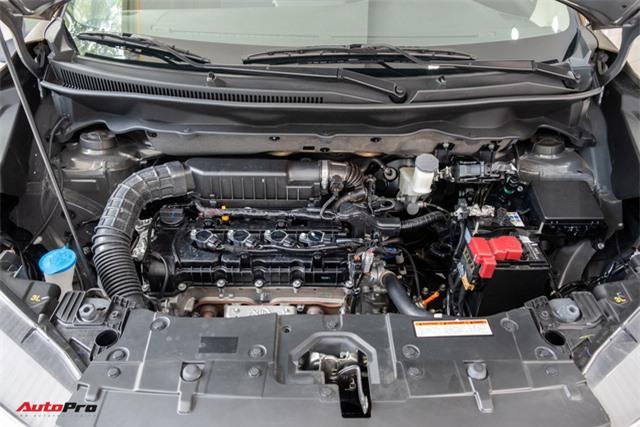 Đánh giá nhanh Suzuki XL7 giá 589 triệu đồng vừa về đại lý - Bản vá thức thời của Ertiga để đấu Mitsubishi Xpander - Ảnh 16.
