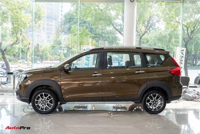 Đánh giá nhanh Suzuki XL7 giá 589 triệu đồng vừa về đại lý - Bản vá thức thời của Ertiga để đấu Mitsubishi Xpander - Ảnh 4.