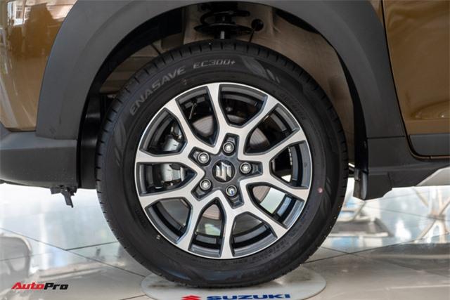 Đánh giá nhanh Suzuki XL7 giá 589 triệu đồng vừa về đại lý - Bản vá thức thời của Ertiga để đấu Mitsubishi Xpander - Ảnh 5.