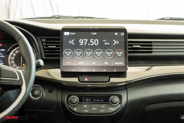 Đánh giá nhanh Suzuki XL7 giá 589 triệu đồng vừa về đại lý - Bản vá thức thời của Ertiga để đấu Mitsubishi Xpander - Ảnh 9.