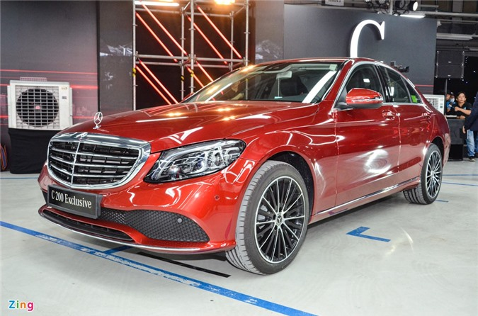 Duoi 2 ty, chon Mercedes-Benz C 200 Exclusive hay BMW 320i Sport Line? hinh anh 2 C200_Ex_zing_3_.jpg