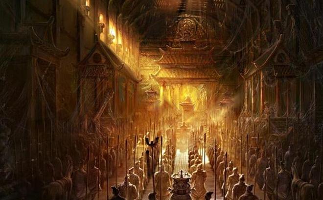 Những chuyện kỳ bí đến khó tin trong lăng mộ Tần Thủy Hoàng khiến hậu thế.