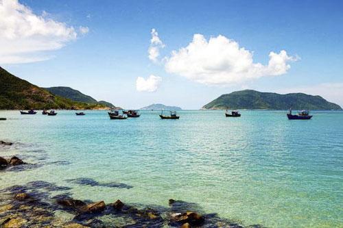 Đảo Côn Sơn (Côn Đảo, Vũng Tàu). (Ảnh: Báo Bà Rịa - Vũng Tàu)