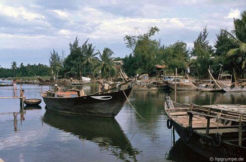 Sông Thu Bồn.