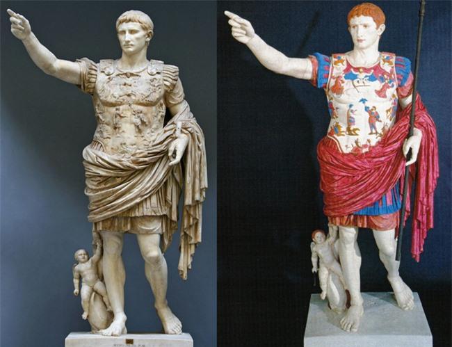 8 bí ẩn đằng sau các bức tượng kiệt tác nổi tiếng thế giới - Ảnh 2.