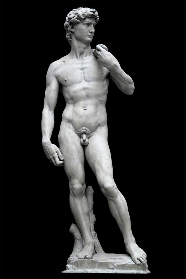 8 bí ẩn đằng sau các bức tượng kiệt tác nổi tiếng thế giới - Ảnh 6.