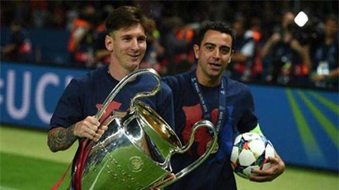 Xavi tin Messi sẽ không giải nghệ trước năm 40 tuổi