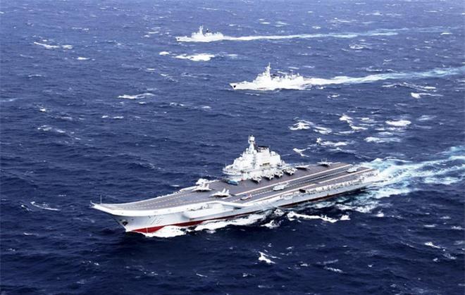 Mỹ còn con bài tẩy gì để hủy diệt hạm đội tàu sân bay Trung Quốc ở Tây Thái Bình Dương? - Ảnh 1.
