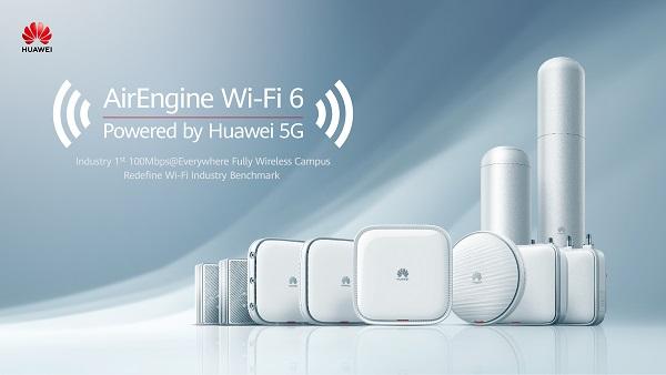Huawei ra mắt 10 dòng sản phẩm AirEngine Wi-Fi 6 hoàn toàn mới cho khu vực Châu Á - Thái Bình Dương.