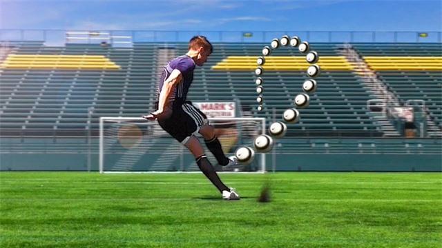 Khoa học thể thao lý giải nguyên nhân cú sút phạt của Ronaldo càng ngày càng tệ - Ảnh 4.